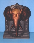 Click to view Elephant Bookends photos