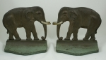 Click to view Elephant B&H Bookends photos