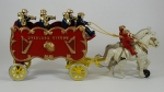 Click to view Overland Circus Horse Drawn Toy photos