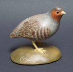Click to view Frank Finney Carving Partridge photos