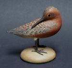 Click to view Frank Finney Carving Robin Snipe photos