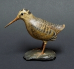 Click to view Frank Finney Carving Woodcock photos